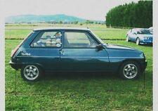 Liserets Adhésifs Renault 5 Alpine Turbo