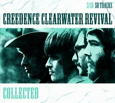 CCR Creedence Clearwater Revival - Collected - Best of - 3CDs Neu & OVP 50 Titel