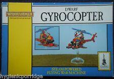 1993 vapor alimentado volando enano influye máquina de guerra 0842 MIB de taller de juegos