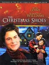 THE CHRISTMAS SHOES: Rob Lowe and Kimberly Williams - HALLMARK Movie