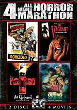 NEW Recalled Scream Factory Horror Marathon Schizoid Lucio Fulci Rare OOP DVD
