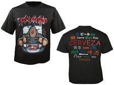 Tankard - A Girl Called Cerveza - T-Shirt - Größe / Size M - Neu