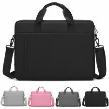 """14"""" 15.6""""Laptop Handbag Sleeve Messenger Case Notebook Briefcase Shoulder Bag"""