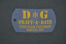 T-SHIRT S SMALL DELTA GAMMA DG TEXAS STATE UNIVERSITY TSU BOBCATS 2007 SHIRT