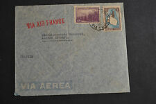 lettre argentine pour la france année 30 via air france