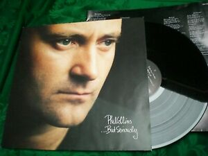 PHIL COLLINS BUT SERIOSLY LP 33 GIRI  NMINT