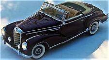 1 Mercedes Benz 1950s Sport Car 24 Vintage Exotic 18 300 43 Sc 12 Sl gt s cl e