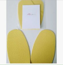 Yellow Replacement Shoe Soles