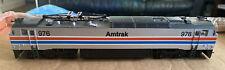 HO Bachmann E60CP Amtrak Phase II DCC Onboard - #976 - Item 65506