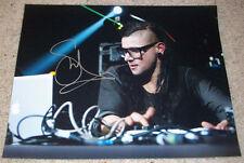 SKRILLEX SIGNED AUTOGRAPH DOG BLOOD 11x14 PHOTO B w/PROOF DJ SONNY MOORE