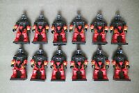 Mega Bloks Construx Halo UNSC Spartan Recruit 12 action figures lot *New Unused*