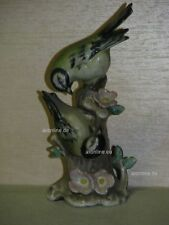 +# A016239_02 Goebel Archiv Muster Vogel Bird zwei Kohlmeisen Tit CV241 full bee