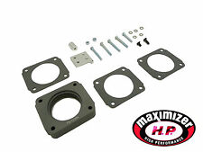 Maximizer Throttle Body Spacer Fits 1996 to 2000 Ford Crown Victoria V8 4.6L