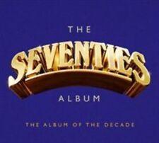 The Seventies Album UK CD 2015 3cd Set 1stclasspost Christmas