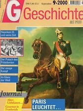 G Geschichte mit Pfiff 9/00 Napoleon III. + seine Zeit