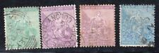 CAPE OF GOOD HOPE 1864/7 STAMP Sc. # 17/9 INCLUDED 18b USED