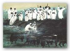 Rebirth Annie Lee African American Art Print 18x27