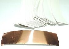 93 Each Tapecase Double Sided Foil Tapecopper15 X 6 Rectangles Conductive