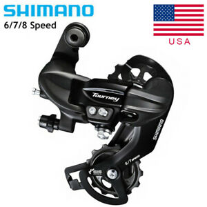 NEW Shimano Tourney RD-TY300 6/7-Speed Rear Derailleur Road MTB Bike Direct US
