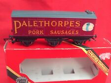"HORNBY SILVER SEAL R.670 ""PALETHORPES"" SIX WHEEL CLOSED VAN NEW IN BOX"