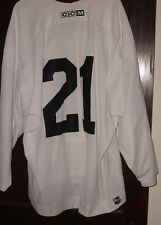 PHOENIX COYOTES worn Andy Miele #21 white practice jersey 2011-13 training camps