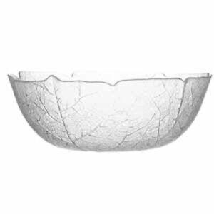 Luminarc Salatschale Aspen 27cm groß Glas Schale Salatschüssel Gemüse Obst Bowl