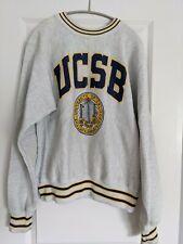 Ucsb Sweater. Heavy Duty, Gorilla Style Size L
