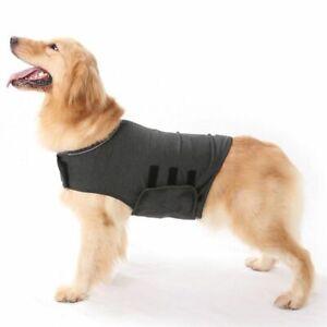 Dog Shirt Pet Calming Coat Dog Thunder Shirt Dog Jacket Dog Anxiety Vest