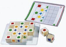 Nikitin jeu-logique séries/n8 éduque logique, mémoire + concentration