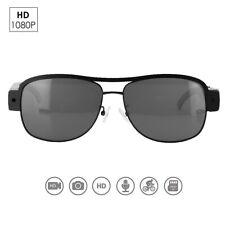 1080P HD Brille Sonnenbrille Verstecke Spion Kamera Videokamera DVR Videorecorde