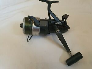 SHIMANO BAITRUNNER 6500** rare * Catfish reel**COMES WITH A NEW SET OF  BEARINGS