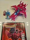 Takara Tomy Transformer Legends LG52 Targetmaster Misfire And Aimless For Sale