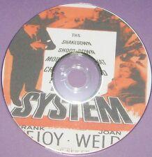 FILM NOIR 309: THE SYSTEM (1953) Lewis Seiler Frank Lovejoy, Joan Weldon