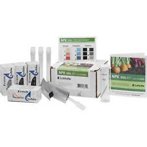 LaMotte Soil N-P-K Test Kit 3-5880