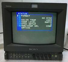 Sony Trinitron Crt Monitor PVM-9L2