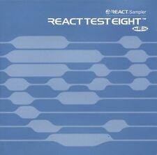 REACT TEST 8 = Blu Peter/Tall Paul/Gargano/Sundance/Patten..= TRANCE+TECH+BREAKS