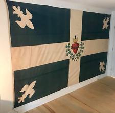Rare vintage Quebec Flag