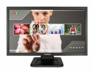 "ViewSonic TD2220 21.5"" TN LCD Monitor 1080P Optical Touchscreen w/ DVI & VGA"
