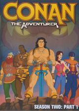 CONAN THE ADVENTURER : SEASON TWO - PART ONE (DVD)