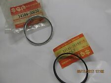 NOS Suzuki TS250 nos exhaust cushion and gasket set 1969-1976