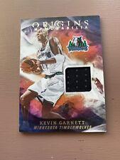 2019-20 Panini - Origins Basketball: Kevin Garnett - Patch Card