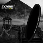 ZOMEI 37/46/49/52/55/58/62/67/72/77/82mm 950NM Infrared X-RAY IR Filter For DSLR