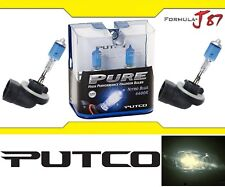 Putco 4400K Nitro Blue 881 230881NB 27W Fog Light Two Bulbs Replacement Halogen