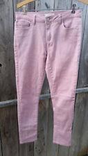 Blue Asphalt Super Soft Legging Pants Medium Dusty Rose Pink skinny jeans M