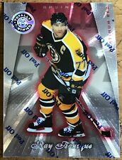 1997-98 RAY BOURQUE TOTALLY CERTIFIED PLATINUM RED #41 BRUINS #1447/6199