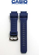 New Original Genuine Casio Wrist Watch Blue Strap Replacement Band for G-9300 NV