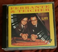 Ferrante & Teicher - All Time Great Movie Themes CD