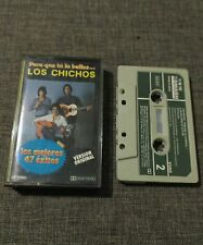 CASSETTE - LOS CHICHOS - PARA QUE TU LO BAILES - LOS MEJORES 47 EXITOS - 1974