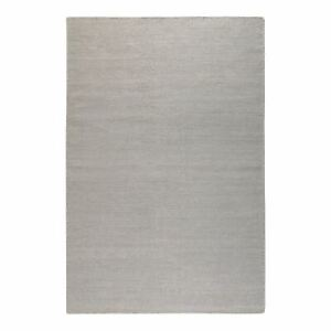 Weconhome Rainbow Kelim Rugs 7708 15 by Esprit Silver Vibrant Cotton Thin Mats