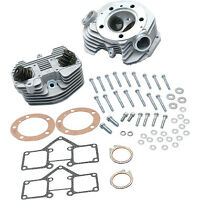 S & S Cycle Dual Plug Super Stock Cylinder Heads 90-1488